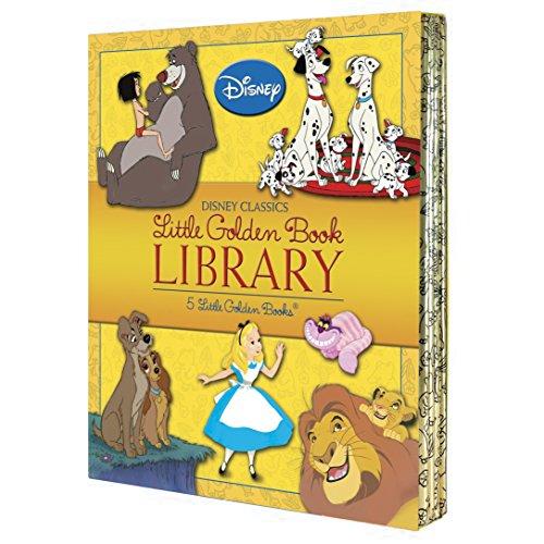 Disney Classics Little Golden Book Library (Disney Classic)