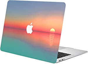 ACJYX Compatible with MacBook Pro 15 inch Case with Retina Display (Model A1398 Older Version 2015 2014 2013 end 2012 Release), Print Pattern Plastic Protective Hard Shell Case, Sunset Pattern