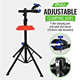evo Portable Bike Assembly and Repair Stand for