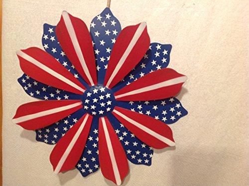 Stars and Stripes Flower Hanger