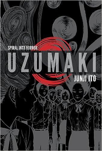 uzumaki 3 in 1 deluxe edition includes vols 1 2 3