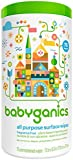 Cribs with Changing Table on Sale Babyganics All Purpose Wipes, Fragrance Free, 75 ct