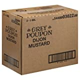 Grey Poupon Classic Mustard, 2 Case -- 1 Gallon