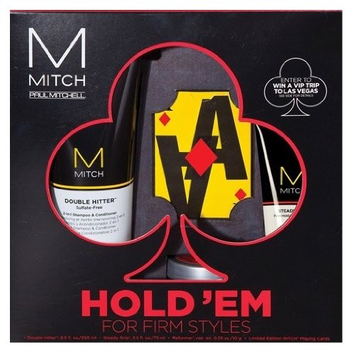 Paul Mitchell Mitch Hold'em for Firm Styles Gift Set