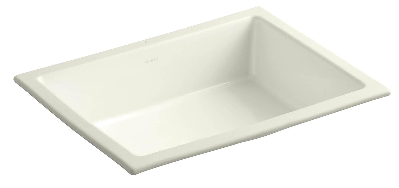Kohler K Verticyl Rectangle Undercounter Bathroom Sink
