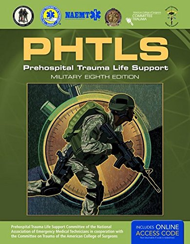 Prehospital Trauma Life Support (Military Edition): Includes eBook with Interactive Tools