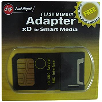 Amazon.com: Link Depot XD Picture Card a Smart Media o SMC ...