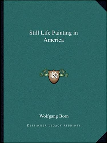 Book Still Life Painting in America