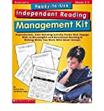 img - for [(Ready-to-Use Independent Reading Management Kit)] [Author: Maureen Lodge] published on (October, 2000) book / textbook / text book