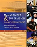 img - for Management and Supervision in Law Enforcement by K?de?ed??ede??d???ren M. Hess (2011-01-01) book / textbook / text book