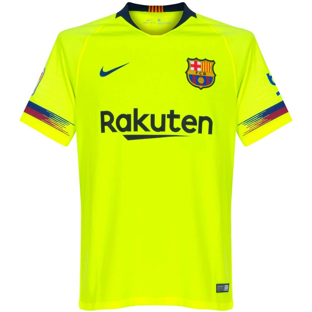 Nike Kinder FCB Y Nk BRT Stad Ss Aw Jersey