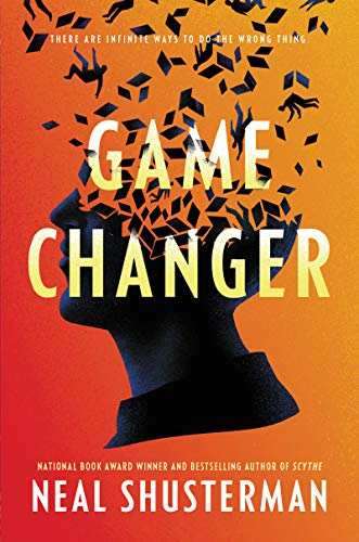 Book Cover: Game Changer