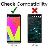 PowerBear LG V20 Extended Battery [6500 mAh] with
