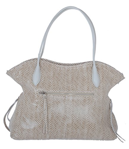 Sorial Bijou Shoulder Handbag (Summer White) by Sorial