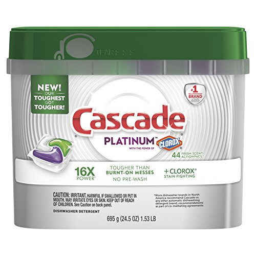 7 best dishwasher soap pod cascade | Top products reviews