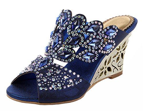 honeystore-womens-rhombus-rhinestones-handmade-party-wedge-sandals-blue-5-bm-us