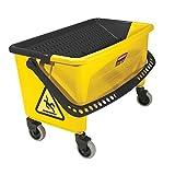 Rubbermaid Commercial FGQ90088 Yellow Hygen Press Wring Bucket