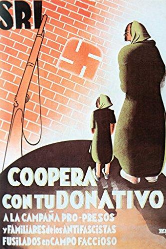 ArtParisienne SRI Coopera con tu Donativo 12x18 Poster Semi-Gloss Heavy Stock Paper Print -