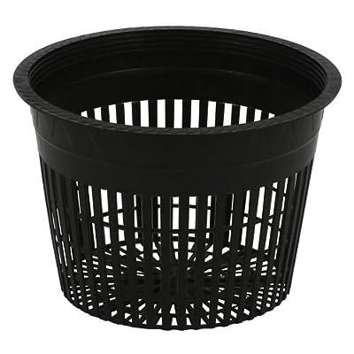 Net Pots 6 inch, Round Heavy Duty: Garden & Outdoor