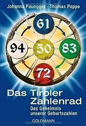 Das Tiroler Zahlenrad: Das Geheimnis unserer Geburtszahlen