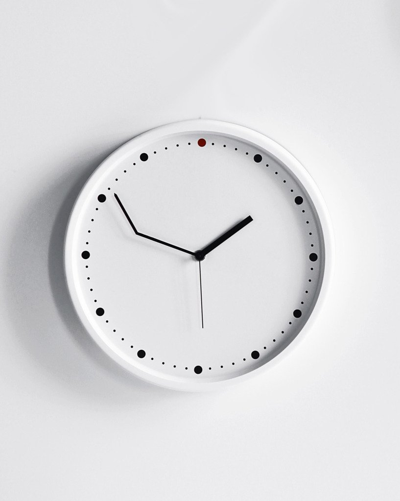 Captivating Diamantini U0026 Domeniconi U0027On Timeu0027 Clock In White Designed By Fabrica:  Amazon.ca: Home U0026 Kitchen Design Inspirations