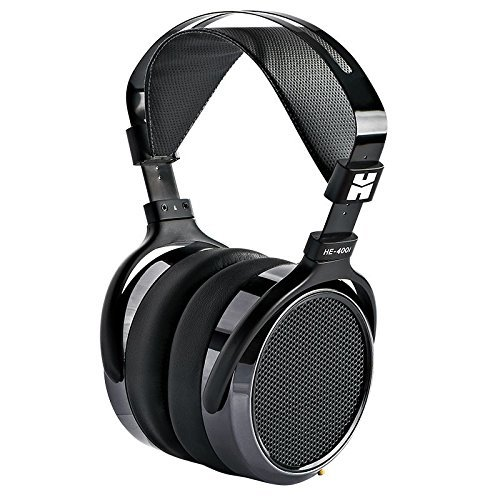 HIFIMAN HE-400I Over Ear Full-size Planar Magnetic  Headphones by HIFIMAN