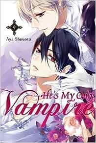 My Boyfriend is a Vampire Manga
