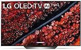 "LG OLED77C9PUB Alexa Built-in C9 Series 77"" 4K Ultra HD Smart OLED TV (2019)"