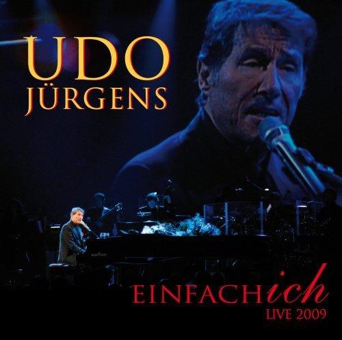 CD : Udo Jurgens - Einfach Ich: Live 2009 (2PC)