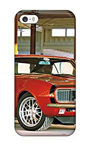 5628657K32467802 Fashion Tpu Case For Iphone 5/5s- 1967 Camaro Defender Case Cover