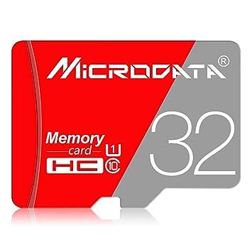 Tarjeta Micro SD De 256 GB, Tarjeta De Memoria TF (Micro SD) Roja ...