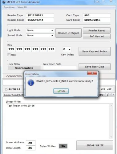 Rfid card reader software free download
