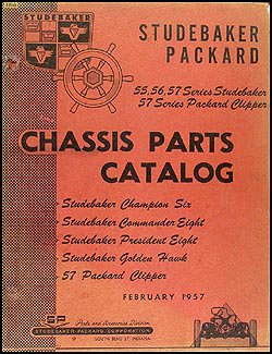 1955-1957 Studebaker & 57 Packard Mechanical Parts for sale  Delivered anywhere in USA