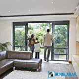 Burglabar 2 Pack - Great for Sliding Patio Door