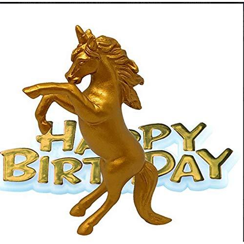 (Unicorn Cake Decoration Kit)