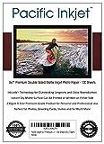 5x7 photo paper 100 sheets - Pacific Inkjet 5x7 Premium Double Sided Matte Inkjet Photo Paper - 100 Sheets (5-x-7-inch)