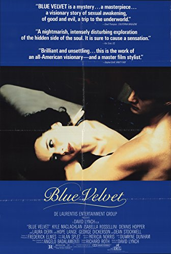 Blue Velvet 1986 Authentic 27