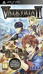 Valkyria Chronicles 2 PSP