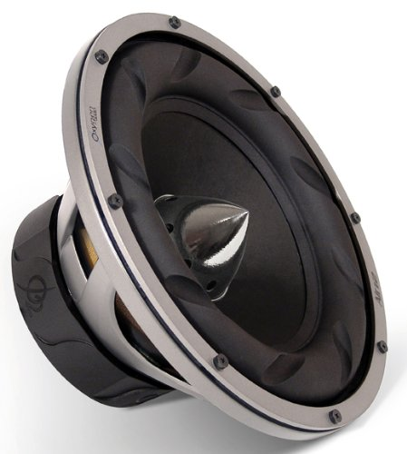 Oxygen Audio AIR12.2 12 inch. Subwoofer, 400 Watts, Dual Voice Coil (O2 AIR12.2) by Oxygen Audio AIR12.2 12 inch. Subwoofer, 400 Watts