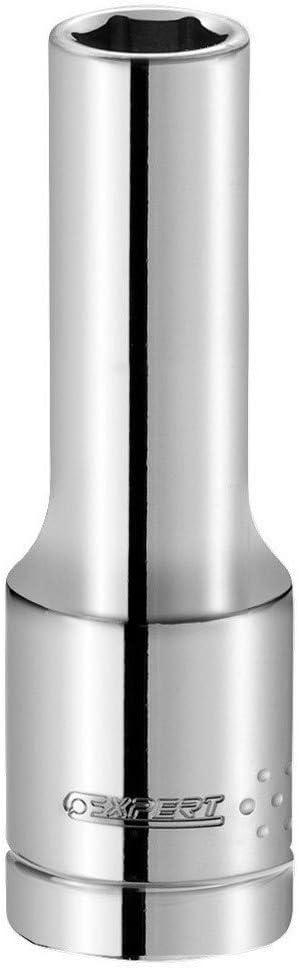 Expert E113753 Vaso Largo 1//4-6 Caras 5,5mm