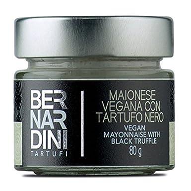 Bernardini Tartufi Mayonesa Vegana con Trufa Negra - 80 gr: Amazon.es: Alimentación y bebidas