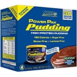 MHP Power Pak High Protein Pudding, Chocolate, 8.8 Ounce, 6 Count