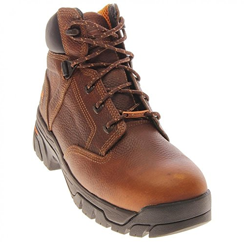 Timberland PRO Men's Helix 6 Alloy Safety Toe Waterproof Industrial Boot