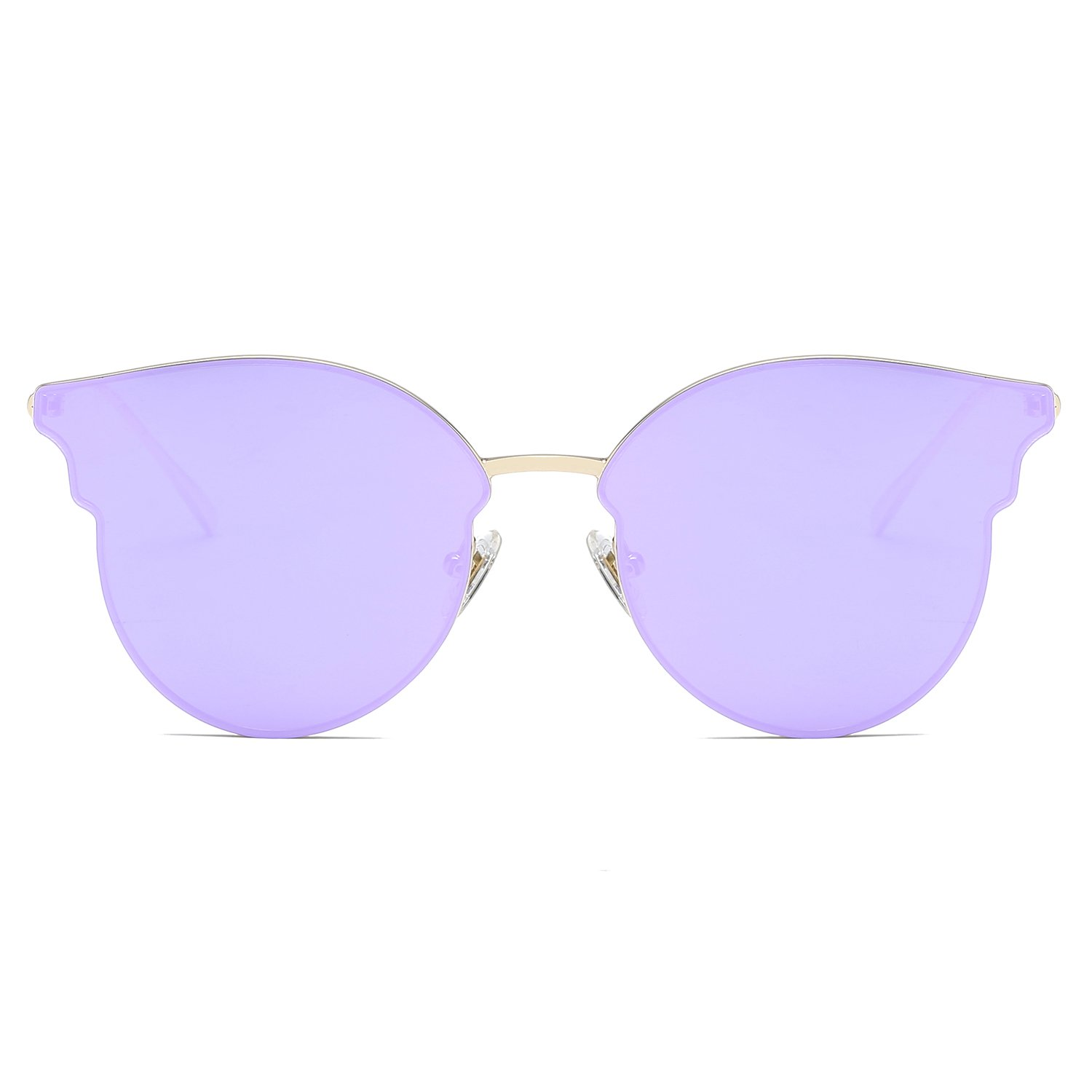 SOJOS Fashion Designer Cateye Women Sunglasses Oversized