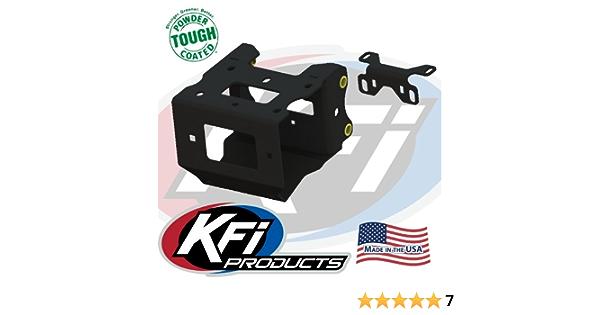 KFI 101740 M18 Winch Mount for 2009-19 Polaris Sportsman 850 XP, Highlifter