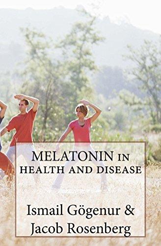 MELATONIN in health and disease by [Rosenberg, Jacob, Gögenur, Ismail]