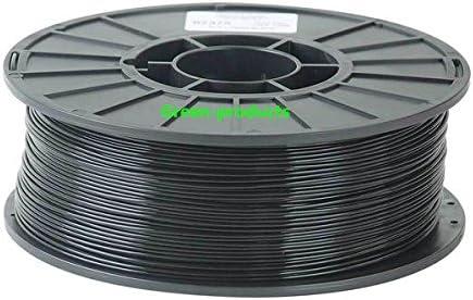Green-Products - Filamento PLA negro de 1,75 mm para impresoras 3D ...