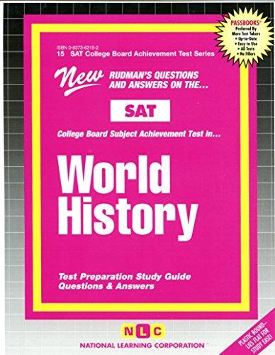 Sat World History Pdf