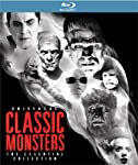 Cover Image for 'Universal Classic Monsters: The Essential Collection'