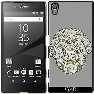 Funda para Sony Xperia Z5 - Gorgona by hera56